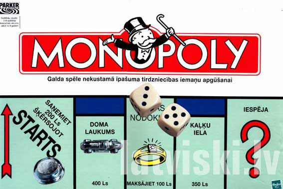 how to play monopoly city